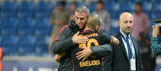 Hamza Hamzaoğlu Başakşehir Maçını Değerlendirdi