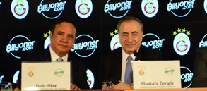 Bilyoner.com ile sponsorluk sözleşmesi imzalandı