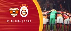 Maça doğru | Adanaspor – Galatasaray