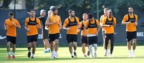 Porto Maçı Kamp Kadrosu