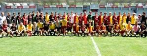 En Centilmen Takım: Galatasaray U18 Takımı
