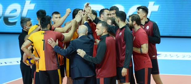 Galatasaray HDI Sigorta 3-1 Sorgun Belediyesi