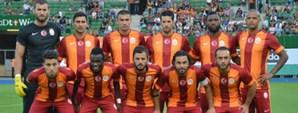 Rapid Wien 3-1 Galatasaray