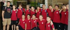 U13 Sutopu Takımımız Şampiyon