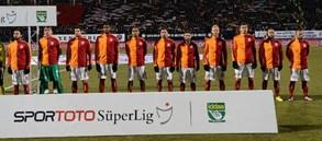 Süper Lig   Osmanlıspor 3-2 Galatasaray