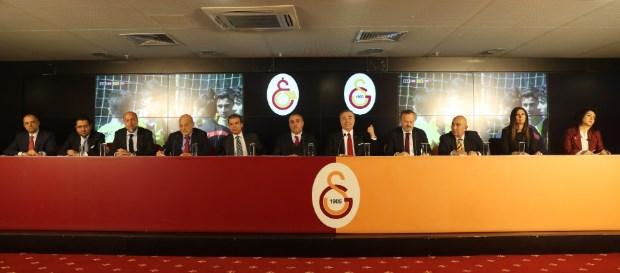 Başkanımız Mustafa Cengiz'den basın açıklaması: Görevimizin başındayız, emanetiniz emin ellerde.