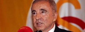Galatasaray Spor Kulübü 34. Başkanı Ünal Aysal