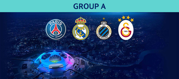 Galatasaray is in Group A of 2019-2020 UEFA Champions League ...