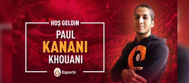 "Lounis ""Kanani"" Khouani Galatasaray Espor'da"