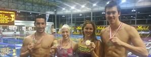 Avusturya Açık Kısa Kulvar Yüzme Şampiyonası'na Katıldık