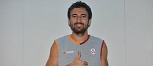 Şafak Edge Galatasaray'da