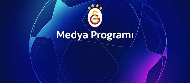 Paris Saint-Germain Maçı Medya Programı