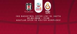Maça Doğru   Beşiktaş Sompo Sigorta - Galatasaray Doğa Sigorta