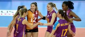 Galatasaray 3-0 K. Beylikdüzü Voleybol İhtisas
