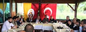 Galatasaray Taraftarlar Dernekleri Bölgesel Sapanca Toplantısı Yapıldı