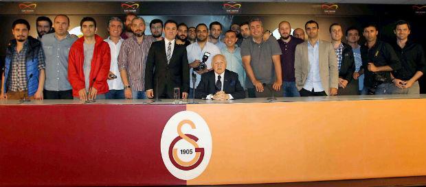 Başkan Duygun Yarsuvat'tan Veda Toplantısı