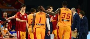 Galatasaray Odeabank 99–77 İstanbul BBSK