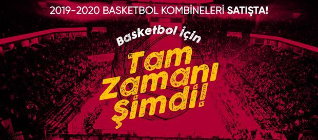2019-20 sezonu basketbol kombineleri satışa çıktı
