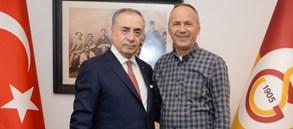 Cevad Prekazi'den Başkanımız Mustafa Cengiz'e ziyaret