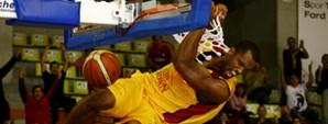 Asvel Basket 69 – Galatasaray Cafe Crown 69