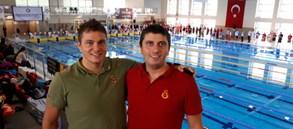 Master yüzücülerimizden 5 madalya