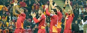Maça Doğru: Galatasaray - Kayseri Erciyesspor