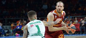 Galatasaray Odeabank 85 – 81 Darüşşafaka Doğuş