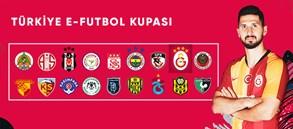 Türkiye eFutbol Kupası başlıyor