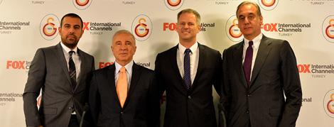 Fox International Channels ile Özel Bir Anlaşma Yapıldı