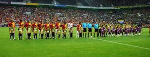 Galatasaray 0 - Fenerbahçe 1