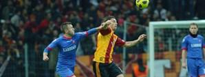 Galatasaray 0 - 0 Karabükspor