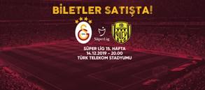 MKE Ankaragücü maçı biletleri satışta