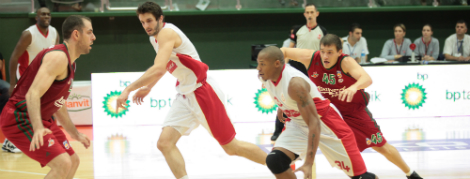 Banvit-TÜBAD | Galatasaray Medical Park 93 - Lokomotiv Kuban 83