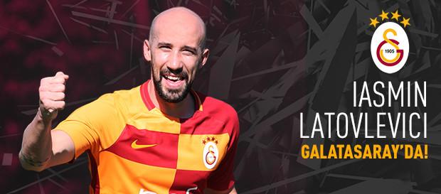 Iasmin Latovlevici Galatasaray'da