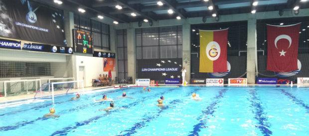 Galatasaray 33-2 ODTÜ