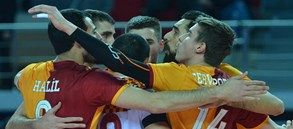 Halkbank 3 - 1 Galatasaray HDI Sigorta