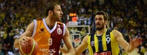 Fenerbahçe Ülker 63 - Galatasaray Medical Park 57