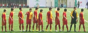 Galatasaray Devlerle Aynı Turnuvada
