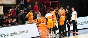 Galatasaray 81 - 71 Pınar Karşıyaka