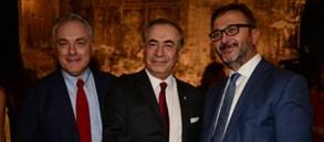 Başkanımız Mustafa Cengiz Pera Müzesi'ni gezdi