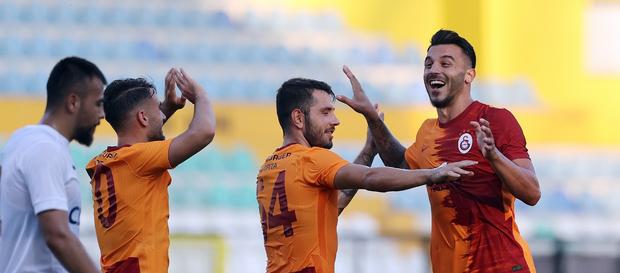 Galatasaray 4-2 Kasımpaşa