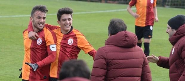 Galatasaray U19 3-1 Fenerbahçe U19