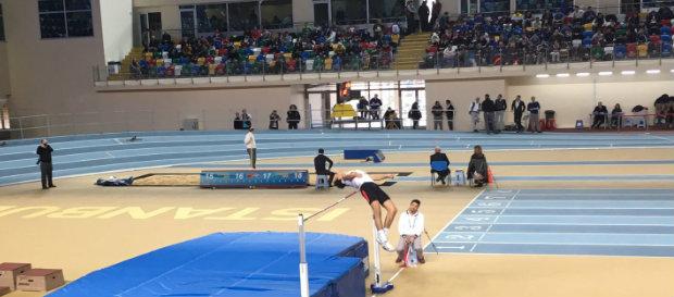Atletizm Salon Olimpik Baraj Yarışmaları Başladı