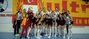 Galatasaray HDI Sigorta 3-2 Türk Hava Yolları