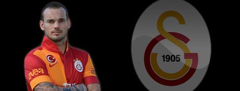 """Wesley Sneijder: """"Gerçek Wesley Sneijder'ı Göreceksiniz"""""""