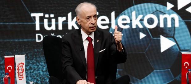 Başkanımız Mustafa Cengiz, Uluslararası Futbol Ekonomi Forumu'na katıldı