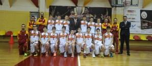 Küçük Erkek   Galatasaray 70 - Darüşşafaka Doğuş 65