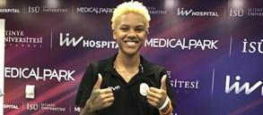Courtney Williams sağlık kontrolünden geçti