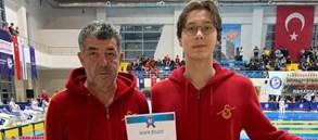 Berke Saka'dan 13 madalya ve 4 yeni Türkiye rekoru