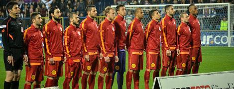 Kardemir Karabükspor 0 - 0 Galatasaray